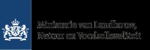 Logo Ministerie van Landbouw Natuur en Voedselkwaliteit